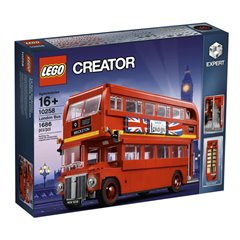 Lego Creator Expert - Autobus Londres - 10258