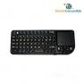 Mini Teclado iPazzPort + TouchPad + Puntero Laser Negro