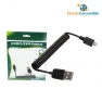 Cable Usb 2.0 Helicoidal Extensible A Micro Usb