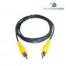 Cable Conexion 1Xrca M-M 5.00 Metros