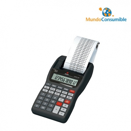 CALCULADORA OLIVETTI SUMMA 301 ECO