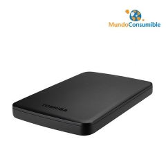 DISCO DURO TOSHIBA CANVIO BASICS 2.5 2TB NEGRO USB