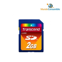 SECURE DIGITAL 2GB TRANSCEND
