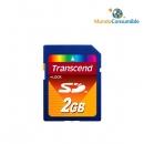 Secure Digital 2Gb Transcend