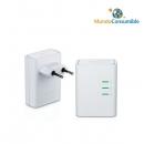 D-Link Dhp-309Av Kit Plc 2 Adapt. Powerline 500Mbps Homeplug Av+Mini