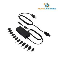 Cargador Universal Hp 90W 12 Conectores 1600Compat