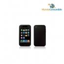Funda Silicona Para Iphone 3G (Negra)