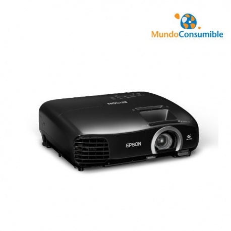 PROYECTOR EPSON EH-TW5200 2000ANSI LUMENS FULLHD 3D 1080
