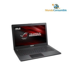 Asus G56Jk Core I7-4710Hq 8Gb Ram 750Gb Hd Geforce Gtx850M 2Gb 15.6'' Led Fullhd Negro