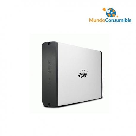 CARCASA HDD SPIRE SP155SU-BK IDE 2.5''