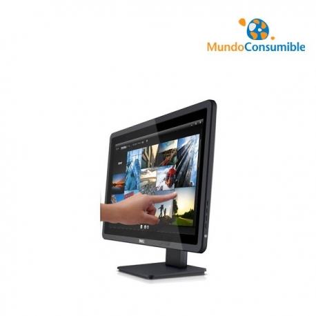 MONITOR TACTIL 20'' DELL E2014T VGA USB DISPLAYPORT HDMI FULLHD - 5 PUNTOS DE CONTACTO 2MS 8000000:1