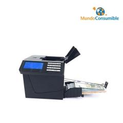 Detector Contador Billetes Falsos Cube Detectalia