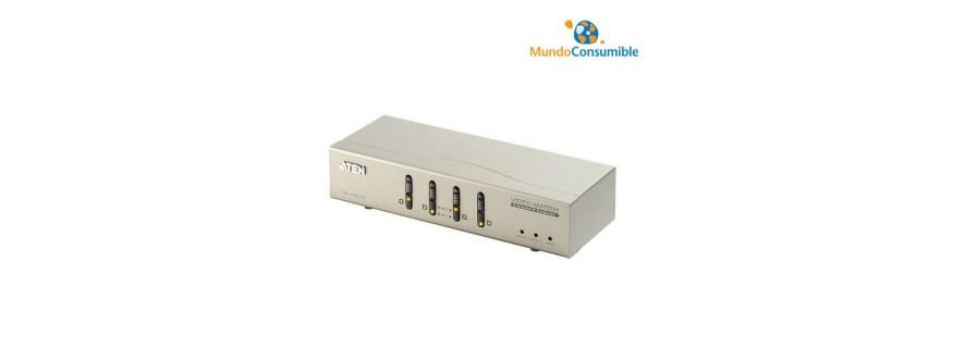 Conmutadores Audio - Video