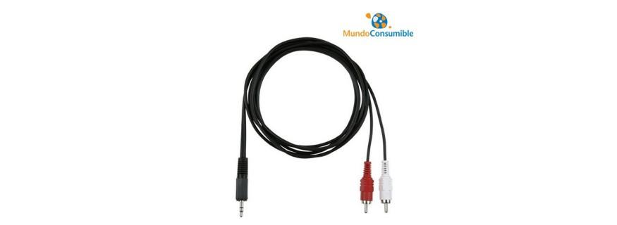 Cables Minijack - RCA