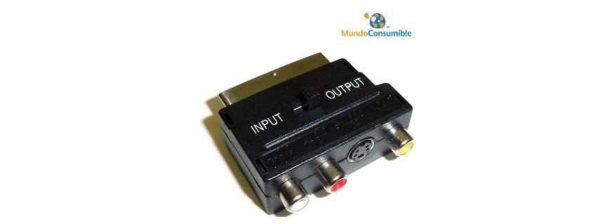 Cables RCA - Euroconector - Minijack