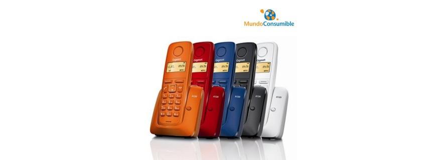 Telefonos DECT Inalambricos - Sobremesa