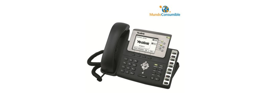 Telefonos IP Sobremesa