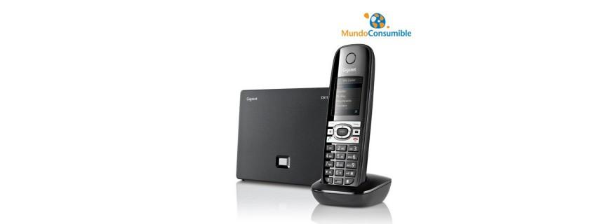 Telefonos DECT IP